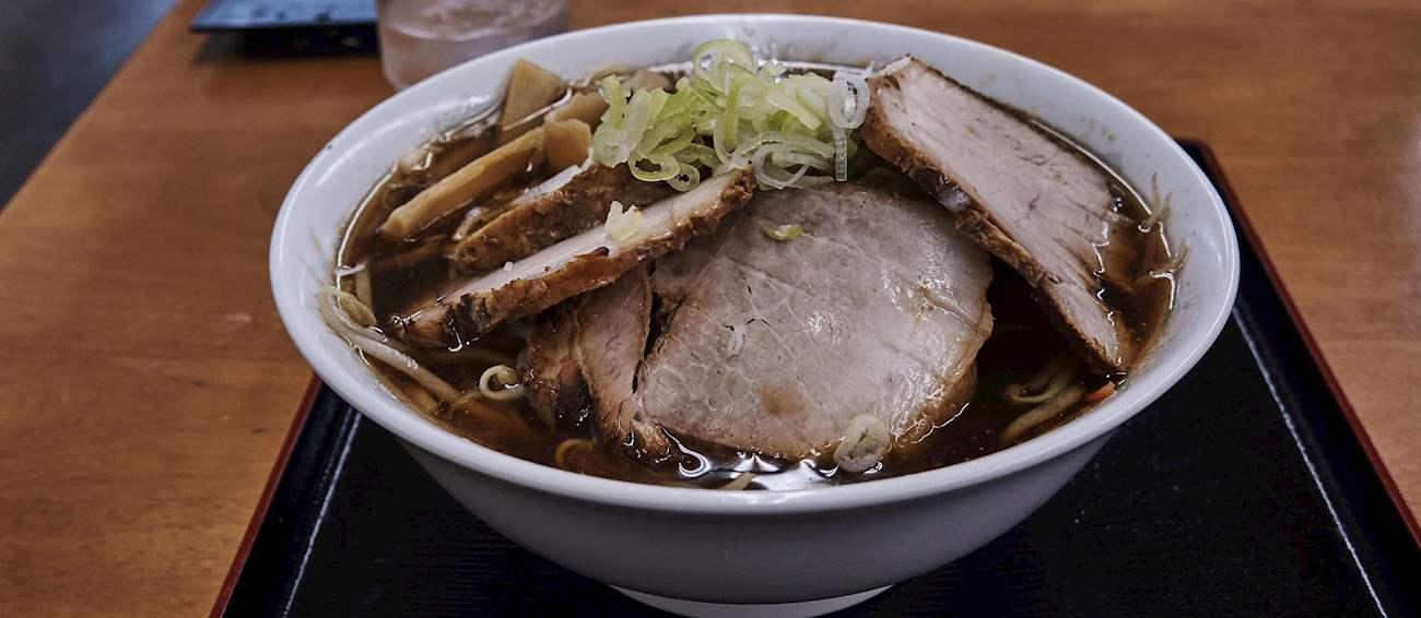 Asahikawa Ramen   Traditional Noodle Dish From Asahikawa, Japan   TasteAtlas