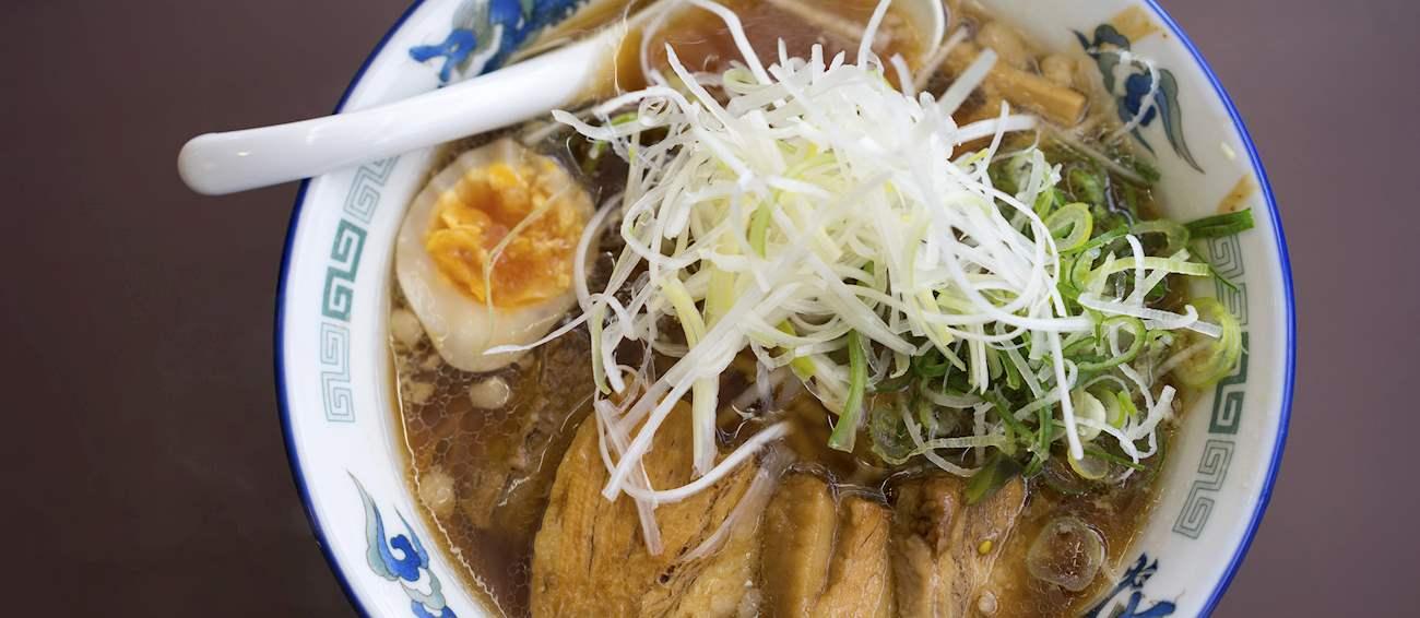 ราเมง โอโนมิจิ ราเมง Onomichi ramen 尾道ラーメン