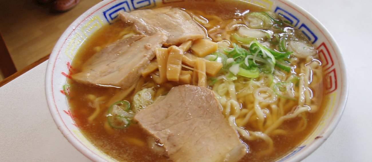 Kitakata Ramen   Traditional Noodle Dish From Kitakata, Japan   TasteAtlas