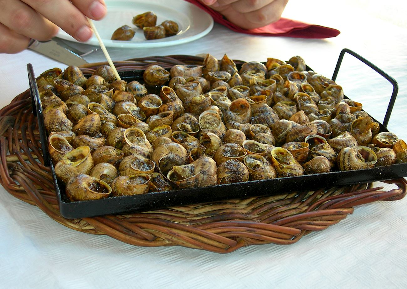 3 Most Popular Catalan Snail Dishes
