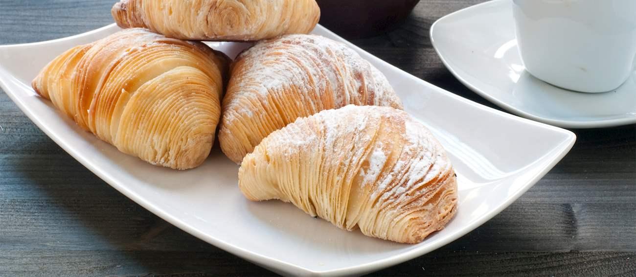 10 Most Popular Italian Sweet Pastries