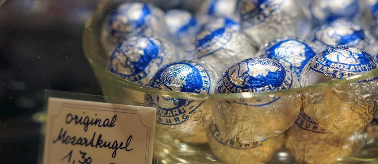 Mozartkugel   Traditional Dessert From Salzburg, Austria   TasteAtlas
