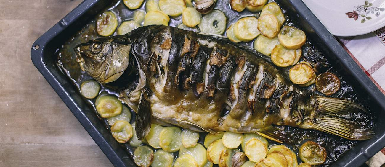 4 Best Rated Croatian Freshwater Fish Dishes