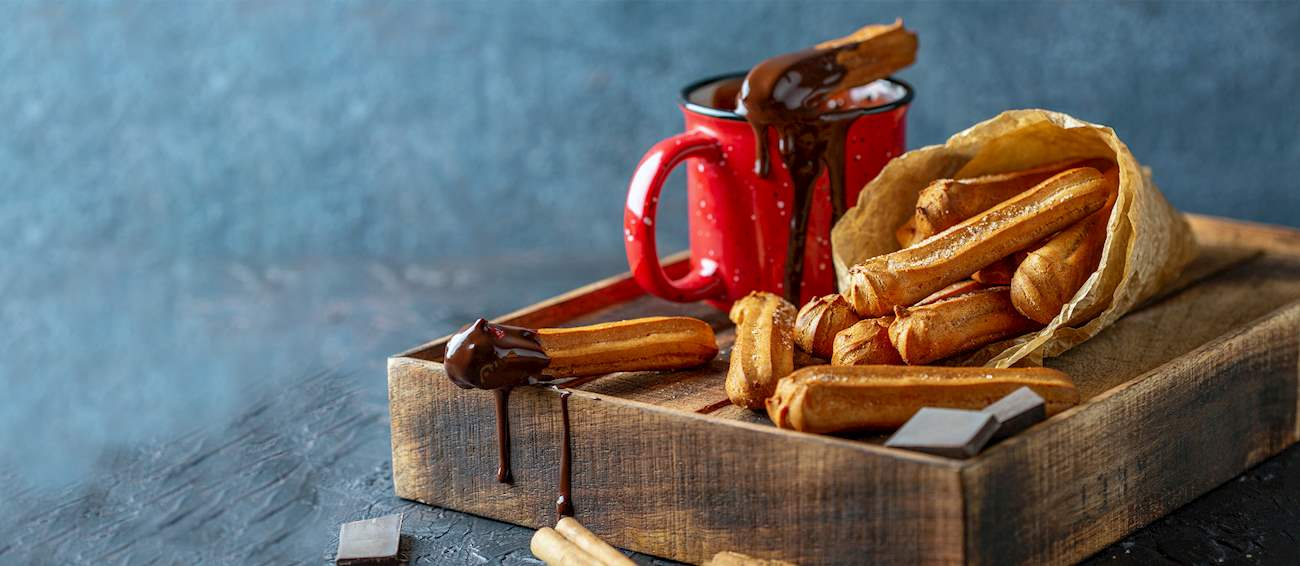 3 Best Rated Spanish Deep-fried Desserts