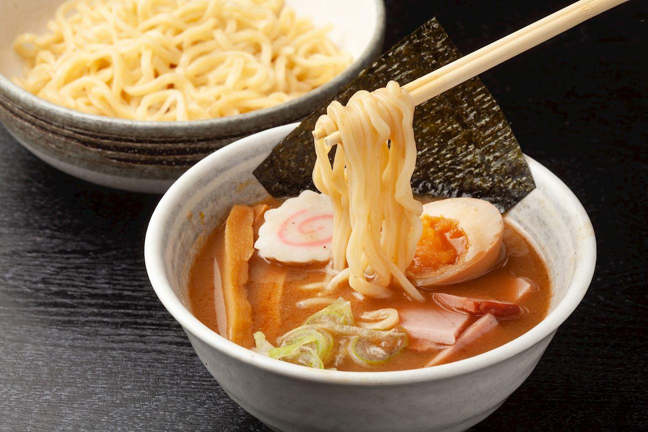 ราเมง ทสึเคเมง Tsukemen つけ麺