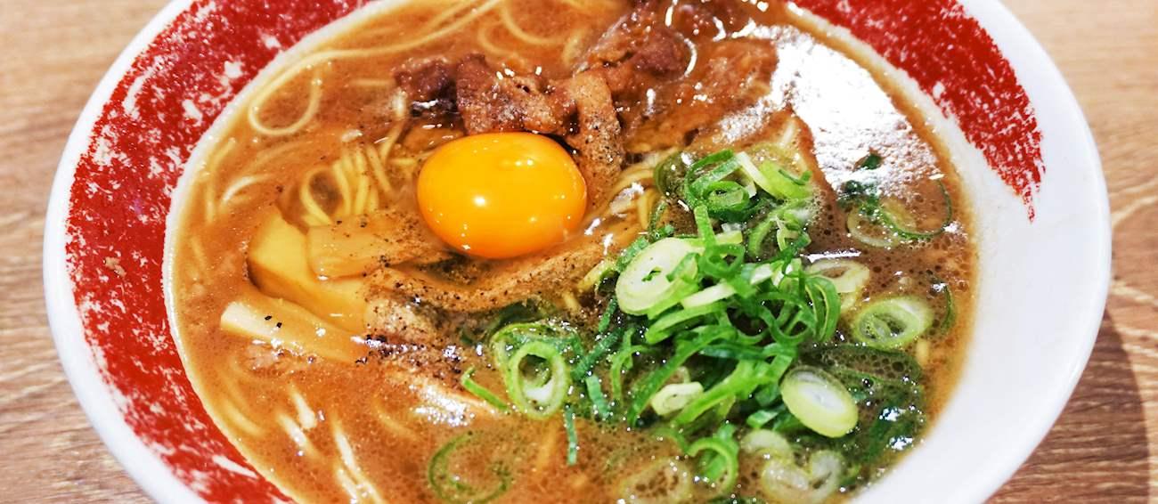 ราเมง โทคุชิมะ ราเม็ง Tokushima ramen 徳島ラーメン