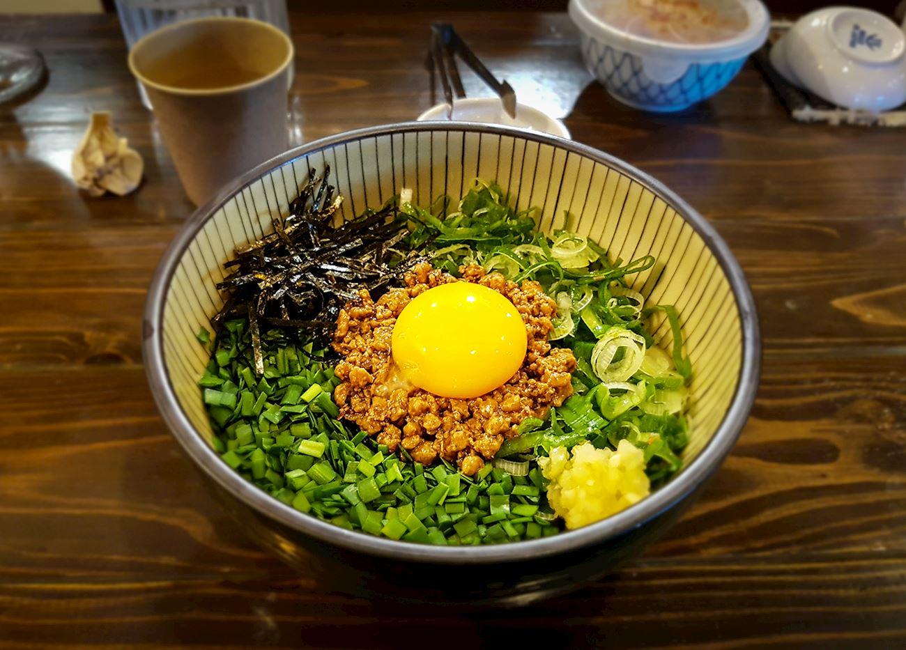 Abura Soba   Traditional Noodle Dish From Tokyo, Japan   TasteAtlas