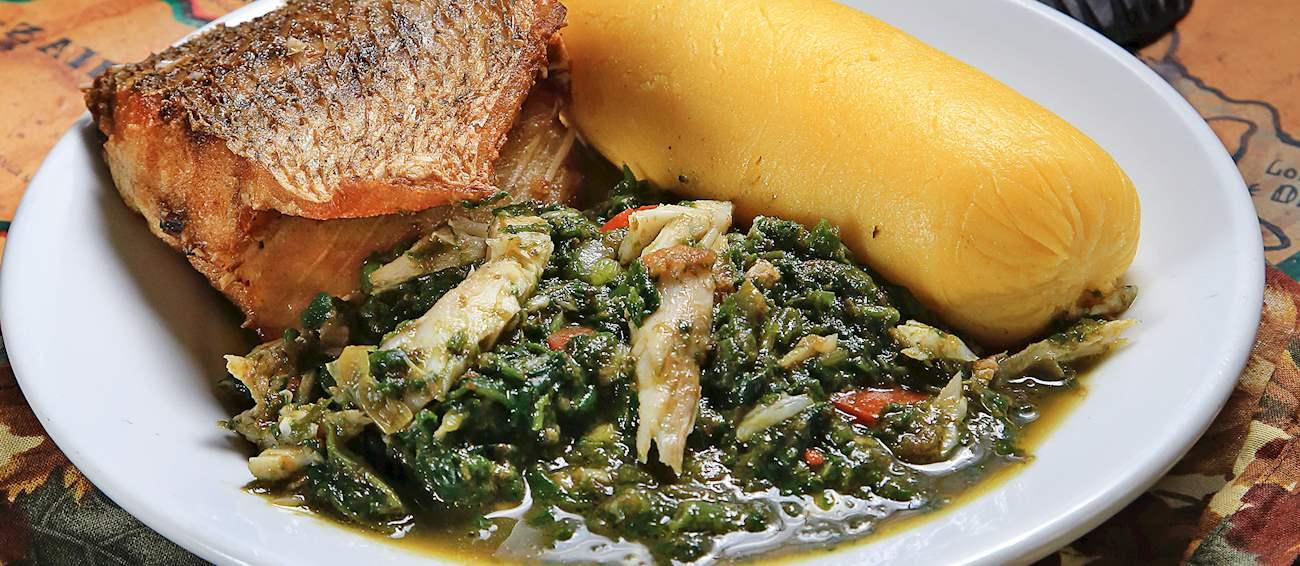 10 Most Popular Angolan Foods & Beverages