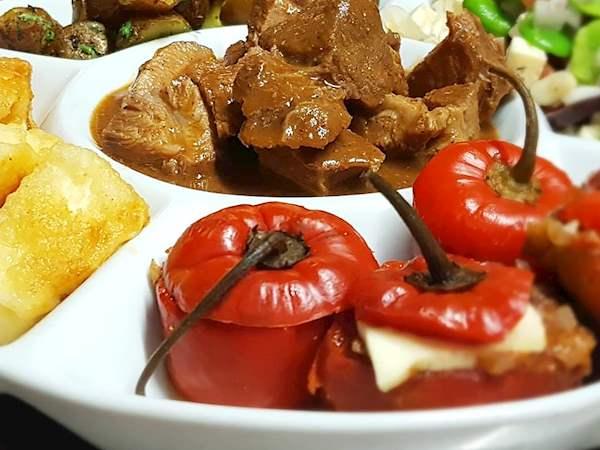 Rocoto Relleno In Restaurante Zingaro Tasteatlas