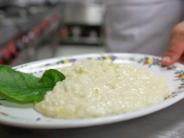 Risotto Al Limone In Terrazza Brunella Tasteatlas