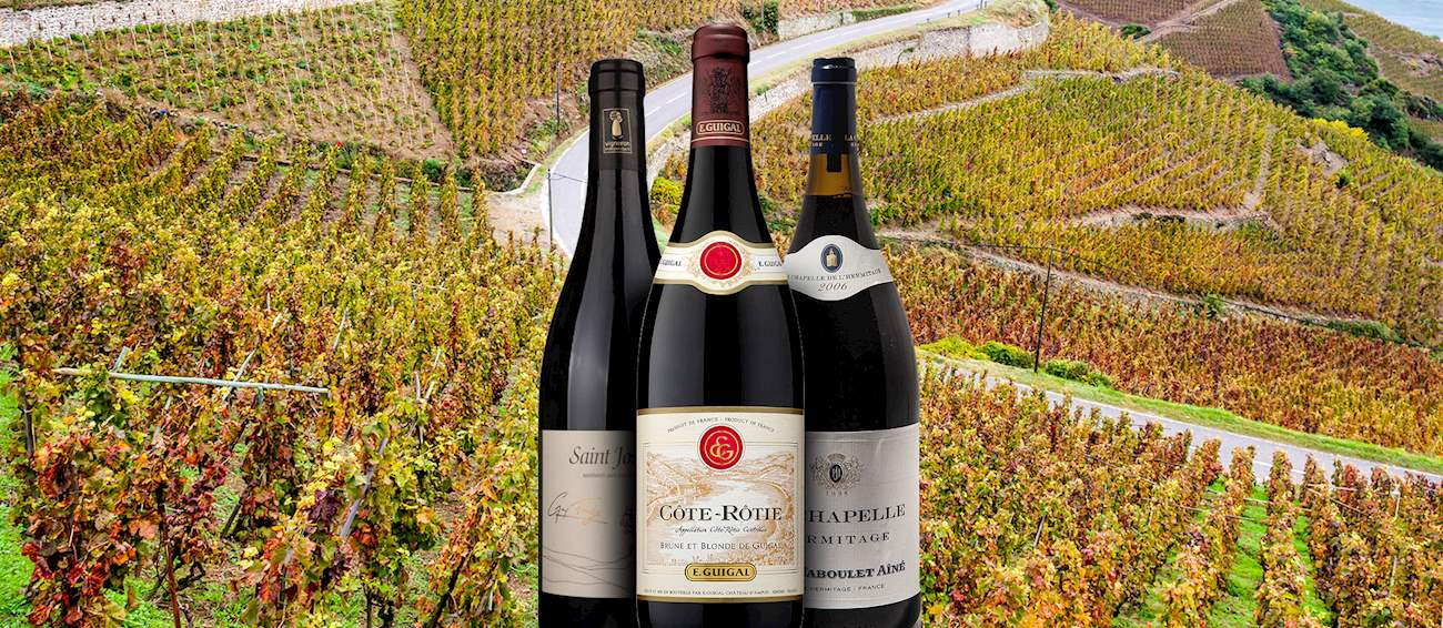 100 Most Popular Wine Varieties in the World