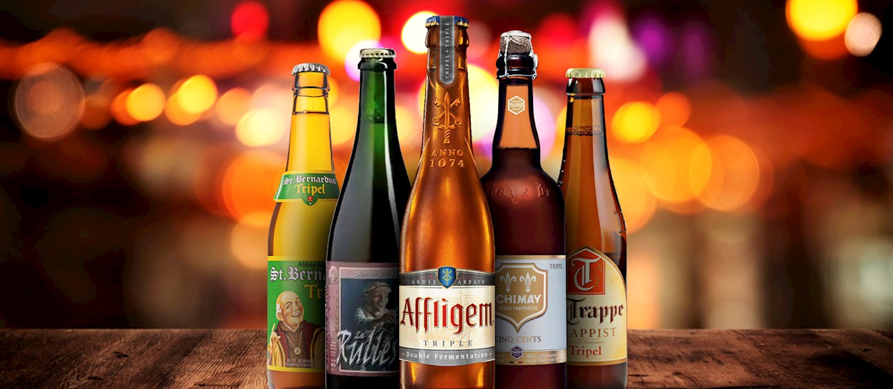 50 Most Popular Belgian Food Products & Beverages