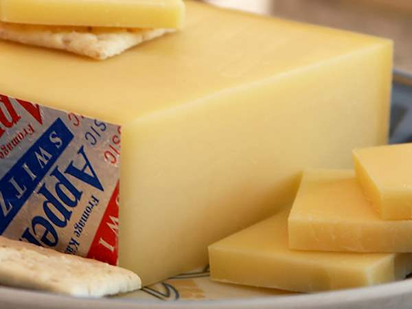 Appenzeller Local Cheese From Appenzell Switzerland