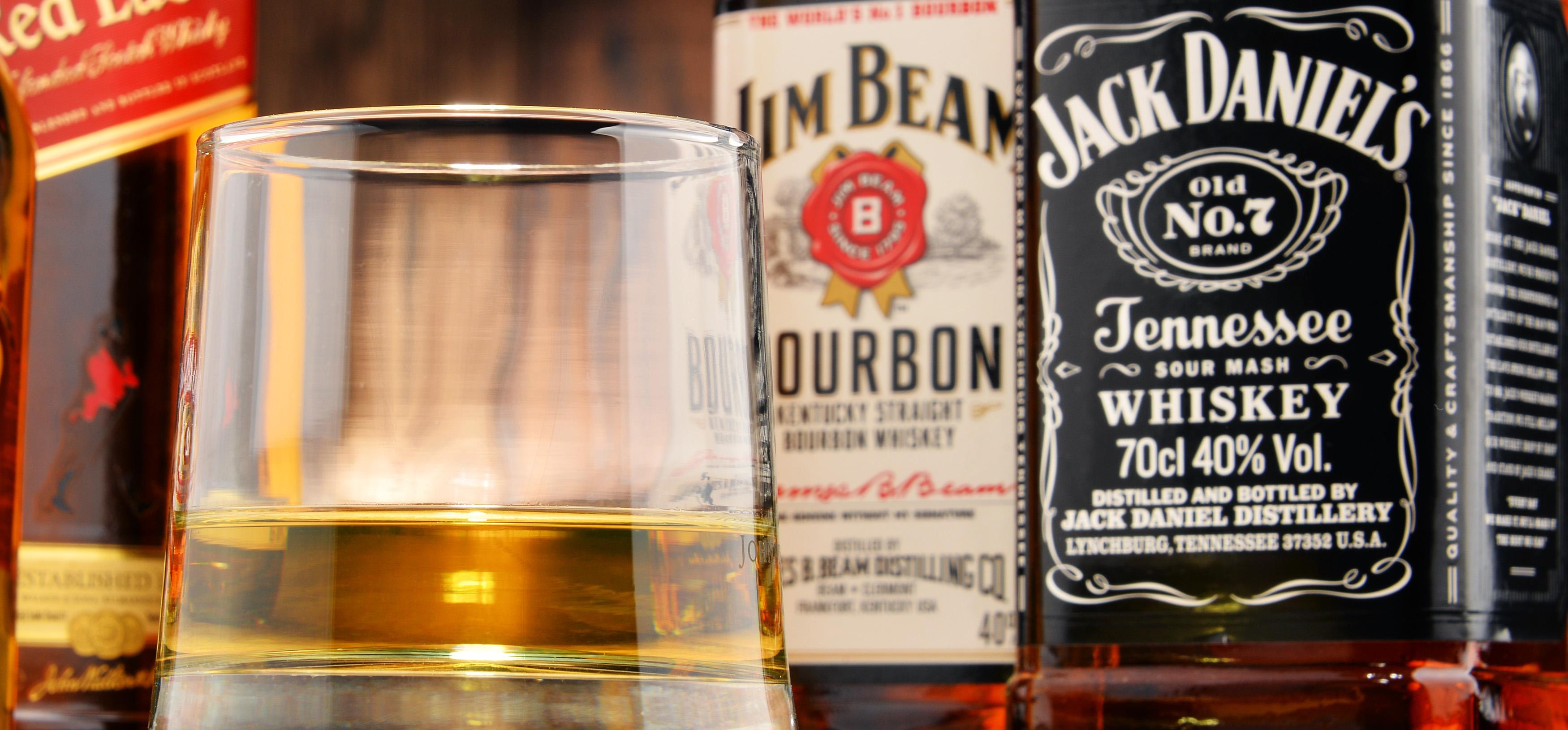 Jacks Inn 54 Black Bourbon Vodka Black