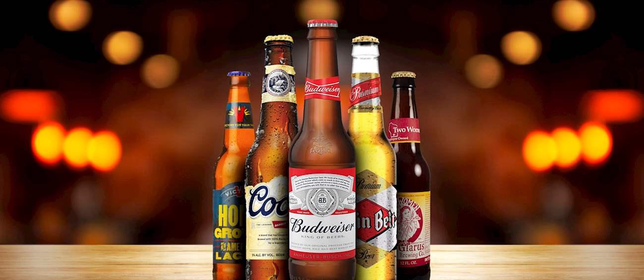 10 Most Popular American Beer Styles