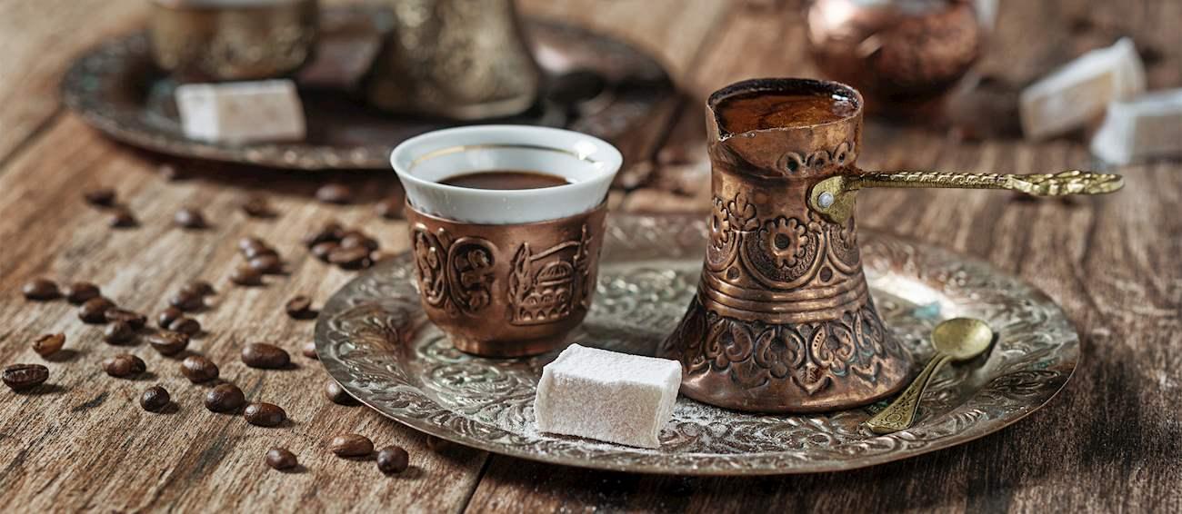 กาแฟตุรกี Turkish Coffee