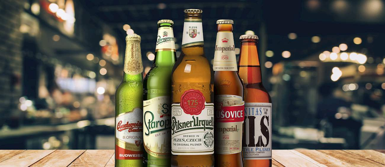 Top 50  Most Popular beers (styles and brands)  in the world