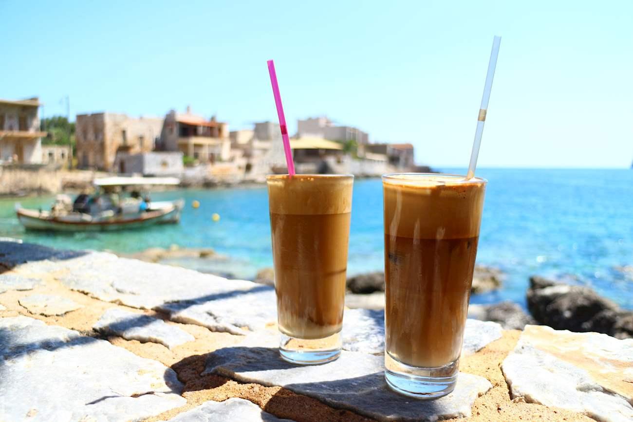 Frappé   Local Coffee (Beverage) From Thessaloniki, Greece   TasteAtlas