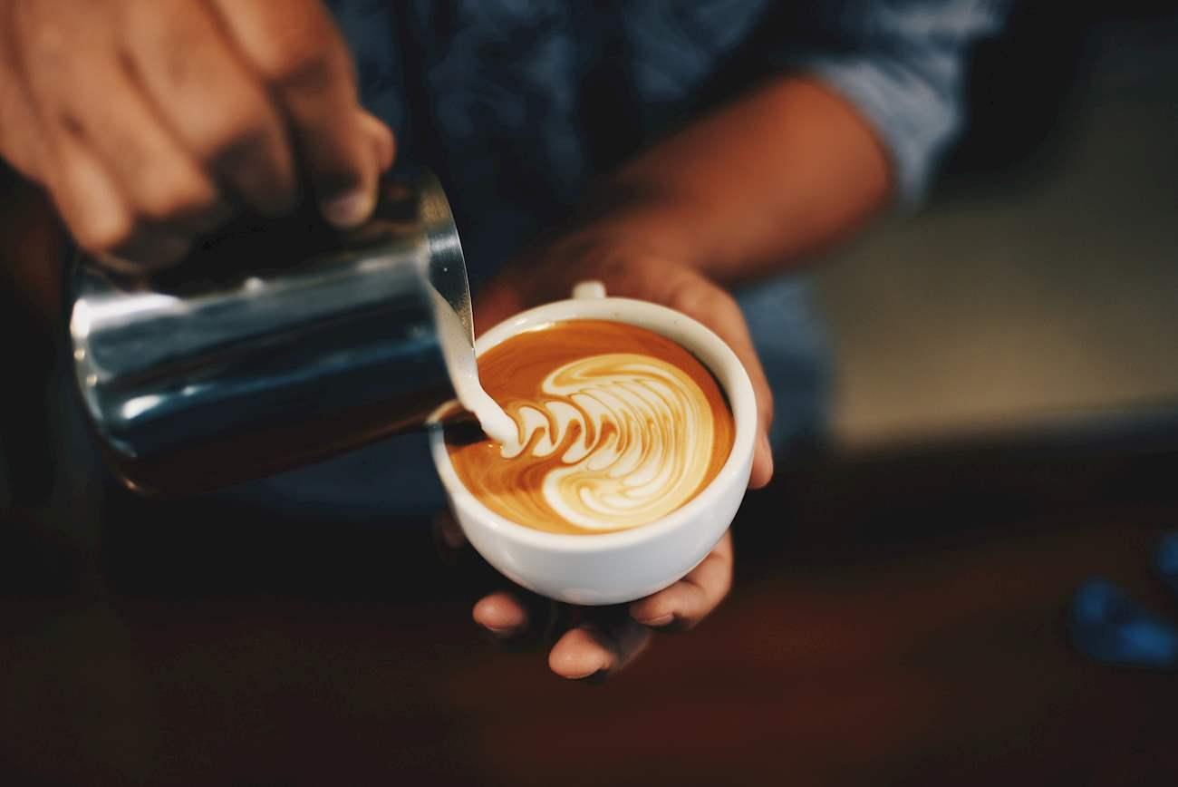 Caffè Latte   Local Coffee (Beverage) From Italy   TasteAtlas