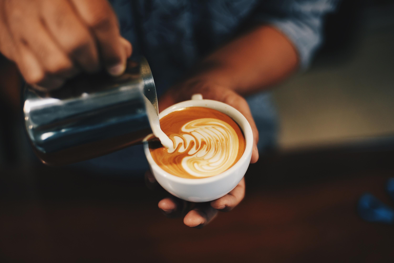 club di caffè magro
