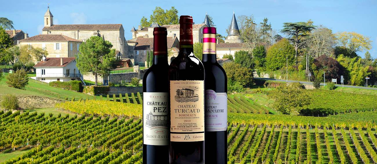 100 Most Popular Wine Appellations in the World