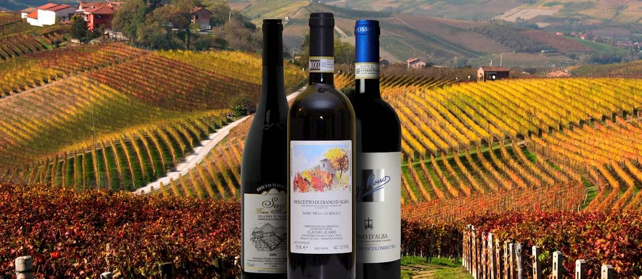 Dolcetto di Diano D'Alba | Local Wine Appellation From Diano d'Alba, Italy