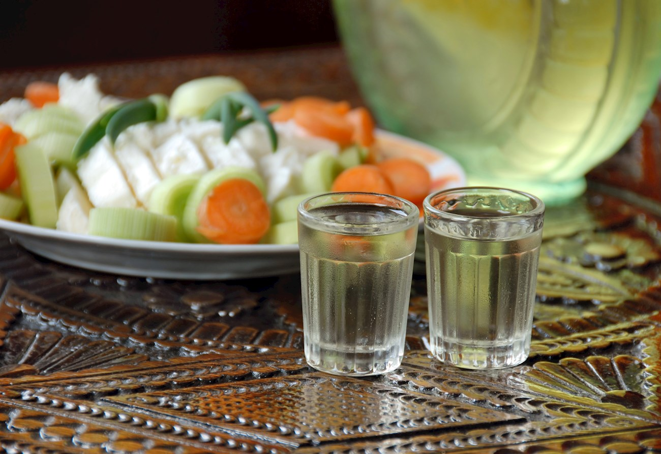 7 Most Popular Croatian Spirits