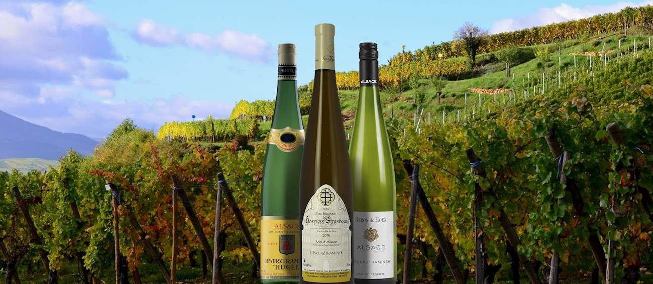 10 Most Popular French Wine Varieties