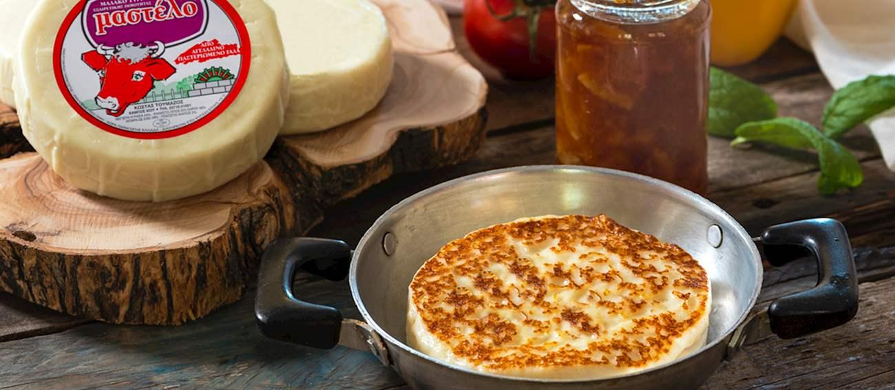 10 Most Popular North Aegean Foods & Beverages