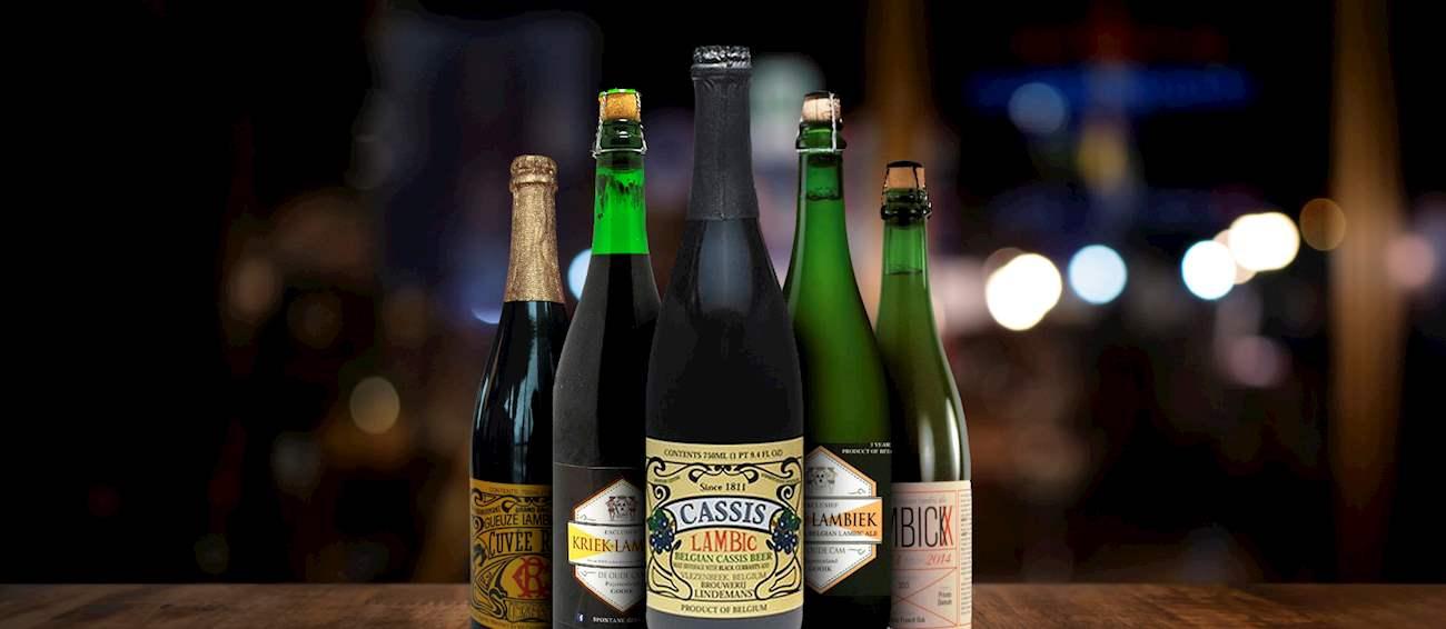10 Best Rated Belgian Beverages