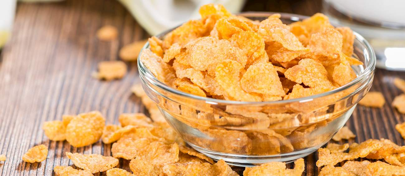 Corn Flakes | Local Breakfast Cereal From Michigan, United