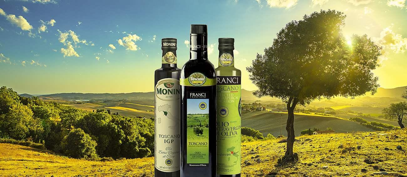 5 Most Popular Tuscan Olive Oils