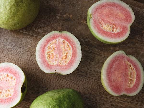 Guava   Local Tropical Fruit From Misiones Province, Argentina