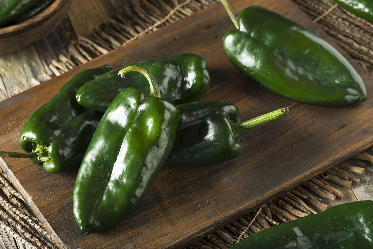 3 Most Popular Pueblan Peppers