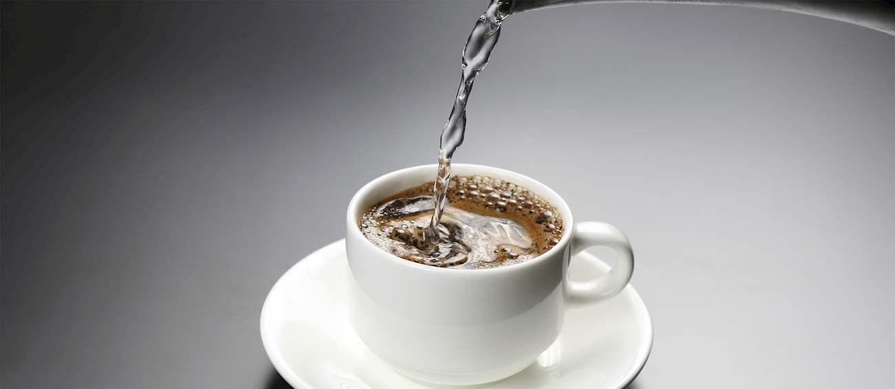 Caffè Americano   Local Coffee (Beverage) From Italy   TasteAtlas