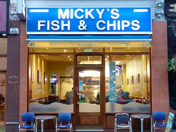 Micky S Fish Chips Tasteatlas Recommended Authentic Restaurants