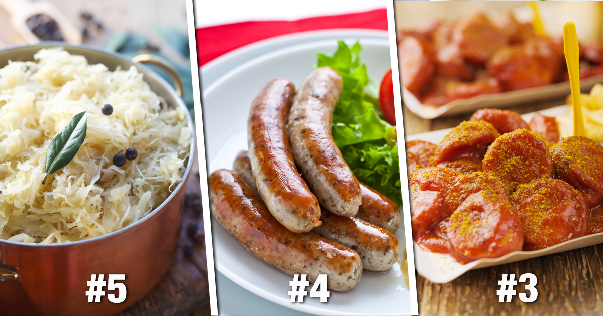 100 Most Popular German Foods (And Where to Eat Them)
