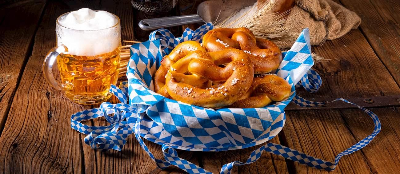 100 Most Popular German Foods & Beverages
