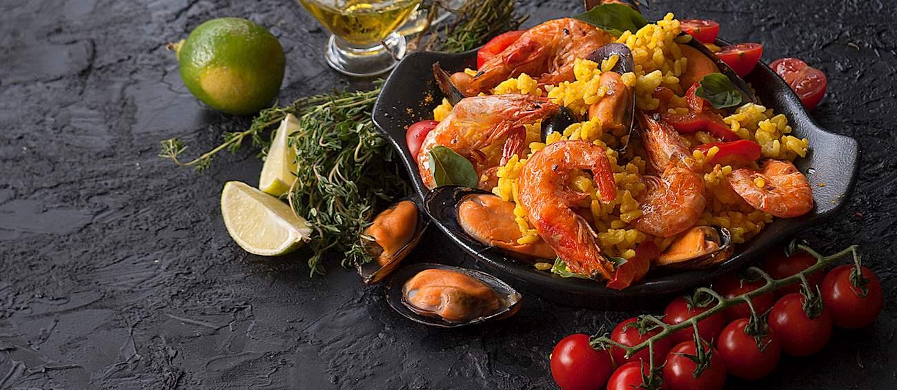 100 Most Popular Spanish Foods & Beverages