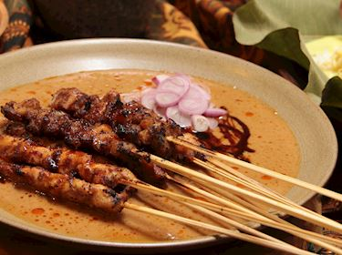 Popular Indonesia Famous Food